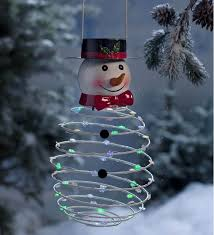 Outdoor Lighted Snowman Decorations by Outdoor Snowman Christmas Decorations U2013 Decoration Image Idea