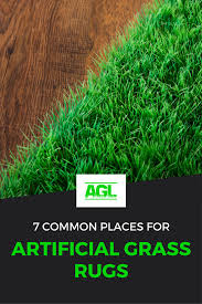 7 common places for artificial grass rugs artificial grass