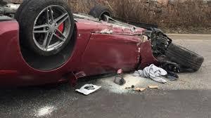 corvette car crash witnesses say corvette was going 100 mph before crash cbs denver