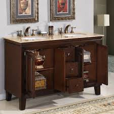 Silver Bathroom Vanities by Incredible Bath Vanity Double Sink Cabinets With Antique Bronze