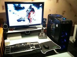 bureau d ordinateur gamer pc gamer ultra puissant