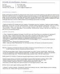 3d Artist Resume Sample 100 Teaching Artist Resume 7 Concept Artist Resume Example