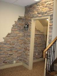 Fake Exposed Brick Wall Easy Way To Install A Rustic Brick Veneer Wall Rustic Crafts