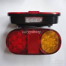 submersible led boat trailer lights led tail lights trailer lights boat jet ski submersible bulid in