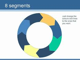 powerpoint circle slide template