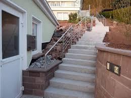 treppen im au enbereich metallbau schmutzler treppen und podestgeländer aus edelstahl im