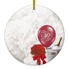 60th wedding anniversary ornament popular