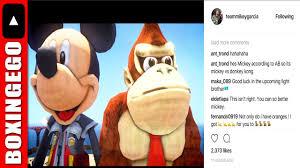 Mikey Meme - mikey garcia disses adrien broner subliminally posts donkey kong