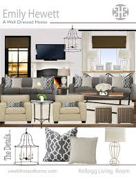 decorate your home online awdh odb kellogg living room online design board by awdh for the