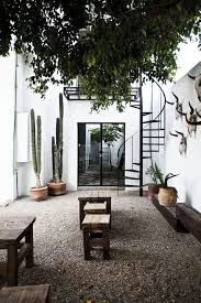 small courtyard designs patio contemporary with swan chairs 791 best modern yard images on plants balcony and