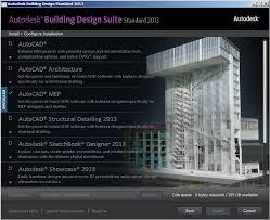 solved autodesk building design suite standard 2013 install error