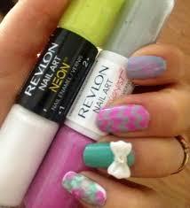 nail art revlon nail art shiny matte ideas polish chalkboard