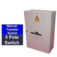 manual change over switch 4 pole 63 3150 amps blandon group