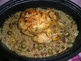 cuisine marocaine poulet aux olives poulet farçi a ma façon inspiration a la marocaine dans sa