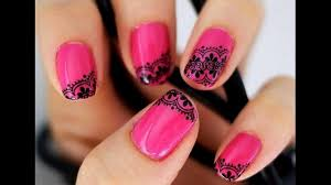 summer nail art best color combinations youtube