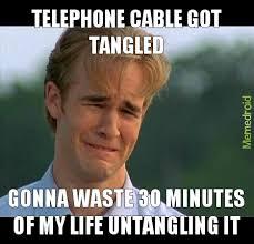 Cable Meme - cable meme by cdkhotdog memedroid