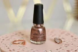 the rose gold nail polish i don u0027t want to take off katie actually