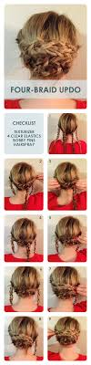 updos for long hair i can do my self 4 braid up do tutorial hinspo pinterest updo tutorial updo
