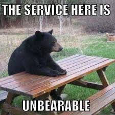 Waitressing Memes - waiter memes love a good pun facebook