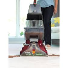 Heb Rug Doctor Rental Hoover Power Scrub Deluxe Carpet Cleaner Fh50150 Walmart Com