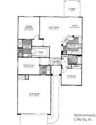rv garage home floorplan we love it floorplans pinterest city grand azalea floor plan del webb sun arizona custom home plans ori arizona custom home