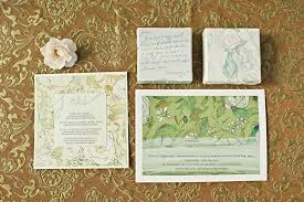 botanical watercolor wedding invitations momental designsmomental
