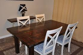 ana white farm house dining room table diy projects