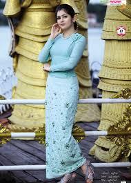 myanmar fancy dress hello madam catalogue myanmar silk