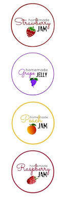 best 25 jam jar labels ideas on diy wedding jam