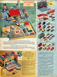 Vintage Ford Truck Advertisements - 1967 ad matchbox city vintage 1967 toy advertisement gas station