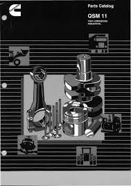 cummins qsm 11 parts catalog