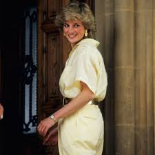 why princess diana never wore gloves red online