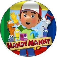95 handy manny images birthday party ideas