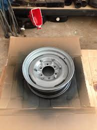 rattle can color that is close to oem gray wheel color ih8mud forum