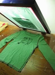 Screen Print Design Ideas How To Silkscreen Posters And Shirts U2013 No Media Kings