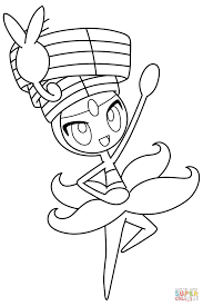 meloetta pokemon coloring page free printable coloring pages