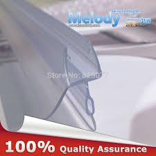 Plastic Strips For Shower Doors Plastic Rubber Bath Shower Screen Door Seal Strips 6 10mm Glass