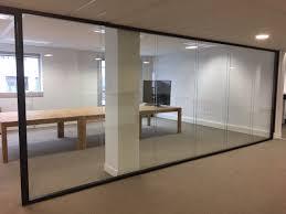 cloison verre bureau cloison vitrée pour bureau et cloison verrière type atelier à