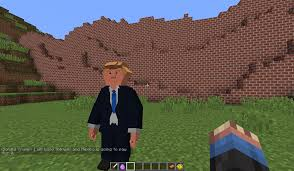 Donald Trump Houses Donald Trump Will Make Minecraft Great Again Minecraft