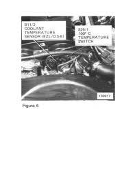 exhaust fan temperature switch mercedes benz workshop manuals 190e 2 3 201 028 l4 2 3l 102 985