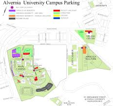 Map Of Lancaster Pa Directions Main Campus Alvernia University