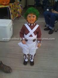 Oompa Loompa Costume Coolest Oompa Loompa Child Costume Children Costumes And Costumes