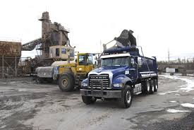 mack trucks mack granite blends power performance and elegance equipment