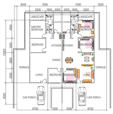 semi detached floor plans jak kwang builders developers sdn bhd semi detached building