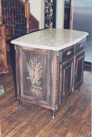 distressed island kitchen kitchen room desgin rustic black brown wooden distressed kitchen