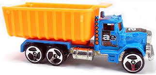 dump truck peterbilt dump truck u2013 88mm u2013 1983 wheels newsletter