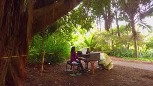 Flower Piano At San Francisco Botanical Garden Youtube