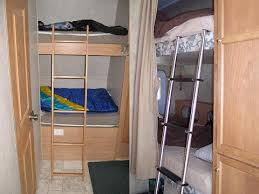 RV Bunk Bed Ladder ModMyRV - Rv bunk bed mattress