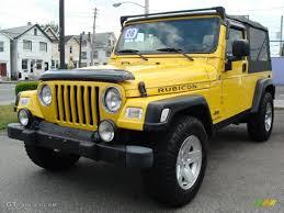 yellow jeep wrangler unlimited 2006 solar yellow jeep wrangler unlimited rubicon 4x4 32098220
