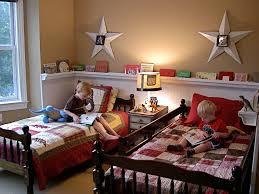 Boys Bookshelves Bedroom Shocking Design Ideas Using White Roman Shades And